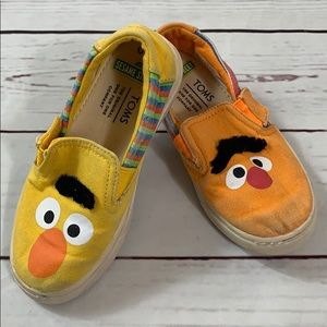 Toms Bert and Ernie Shoes